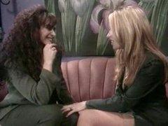 ChandlerAdkins and her breasty friend
