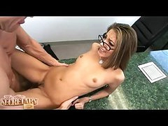 Hot Secretary Jenna Haze Receives The Cumshawt That Babe Ever Wanted After A Hawt Fuck