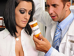 `Presley is a very busy doctor with no time for a personal life. That Playgirl has been secretly writing herself prescriptions for a recent kind of `raunchy enhancer`. Keiran, the pharmacist, catches on to Presley's little plan and confronts her. That Playgirl tells him about the pills and what they can do so they one as well as the other take some have a very intensive sexual experience.`
