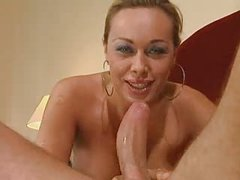Italian Wife gives her taut arsehole for the 1st time...F70