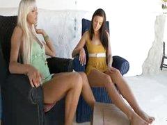 luxury legal age teenagers testing big vibrator