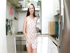Evelina women kitchen cum on the unit