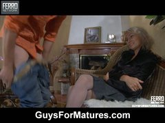 Ninette&Robin naughty aged clip