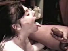 Facial raunchy porn videos XXX