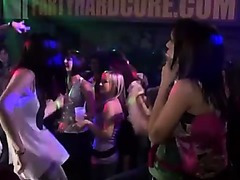 Party cfnm sluts suck cock