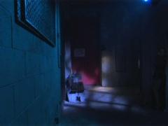 Slutty dark brown acquires nailed in the darksome alley in hd