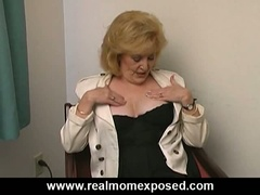 Fucking your busty blond wife super hardcore down in vegas
