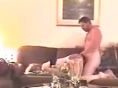 This may be a short video but it's jam packed with a lot of thrusting and fucking. The horny stud doesn't stop the flow of his pounding till that guy can't pound no more. Watch him in act and with a lot of energy!
