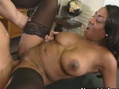 Office slut Sincerre Lemore takes the fucking of a lifetime
