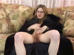 Featuring this blonde, hawt white slut in her solo performance,...