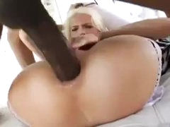 Monster cock anal and ass to mouth deepthroat