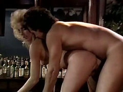 70s porn shows avid love making scene in the bar
