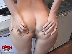 Sexy couple's sex video