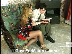 Ramona&Adam perverted mature movie