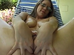 Acquire ready to be entertained by this luscious brunette angel as she...