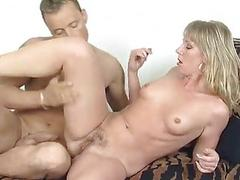 German blonde acquires a wonderful fuck - Inferno Productions