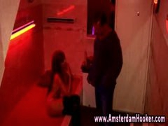 Real euro prostitute irrumation non-professional