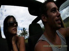 Nadia fucked on the road to nowhere