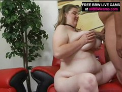 Plumper Angel Receives It From Throbbing Guy Part 2