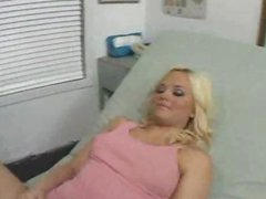 Alexis Texas First Time At The Gynecologist
