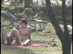 Beach nudist  0115