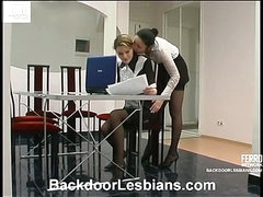 Rosa&Ninette excellent anal lesbo movie