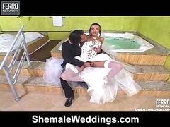 Bruna irresistible ladyman bride