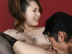 Playgirl can't stop groaning and coiling from being team-fucked well