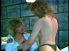 Here's a classic! The female guardian is in inspection, making sure her convict is behaving. This babe gives a decision to give that whore a treatment and licks her vagina while taking care of her own. Discover out what those bitches are going to do in the prison cell and if they will have any horny visitors!